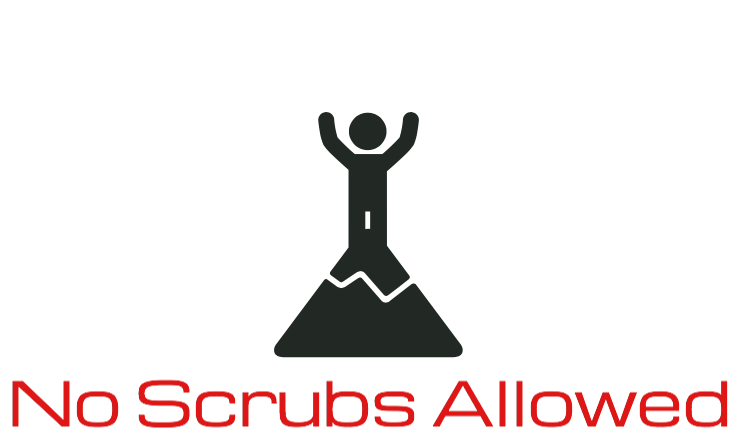 No Scrubs Allowed