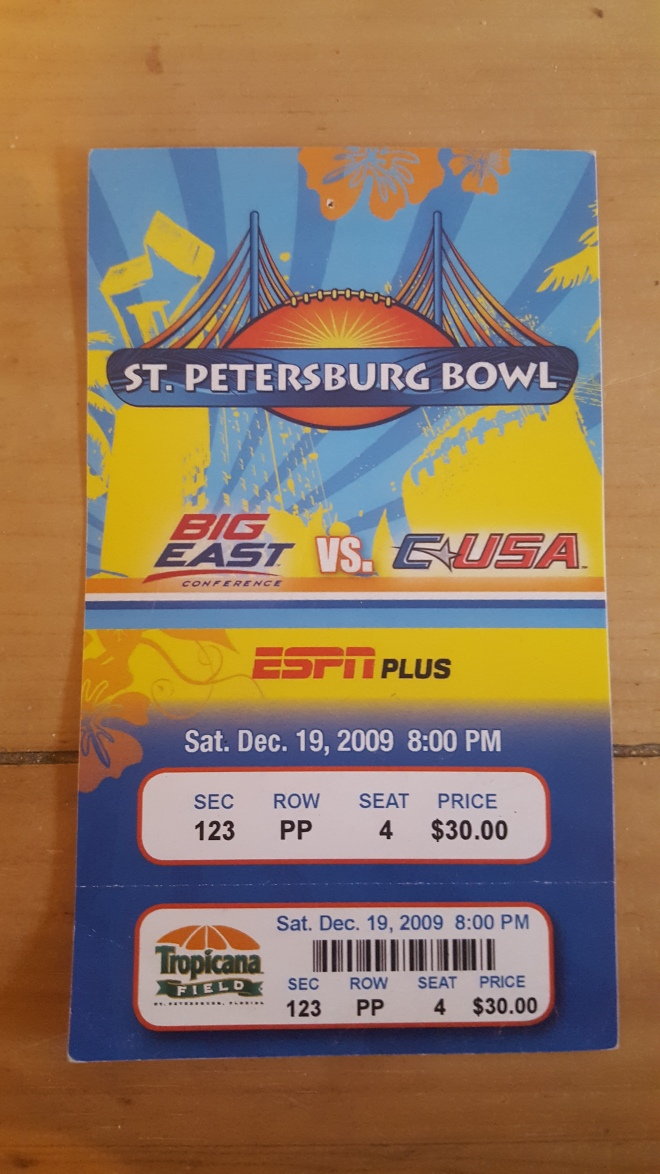 St Pete Bowl