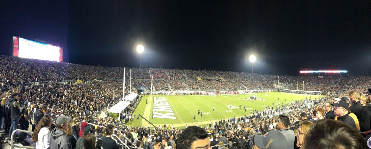 2018--UCF vs. Cincinnati